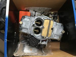 Holley 770 Avenger carburetor