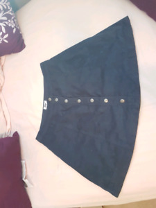 Dark navy skirt