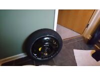 Spare wheel for sale.