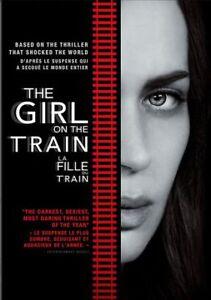 dvd La fille du Train  (récent 2017)