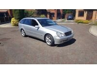 Mercedes-Benz C Class 1.8 C180 Kompressor Avantgarde SE 5dr£2,785 p/x welcome FREE WARRANTY. NEW MOT