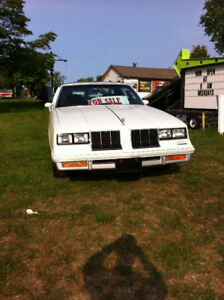 RARE 1985 Olds Cutlass 442
