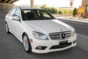 2009 Mercedes-Benz C-Class c230 Langley Location