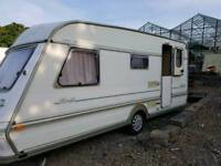 jubilee Herald 4 berth touring caravan