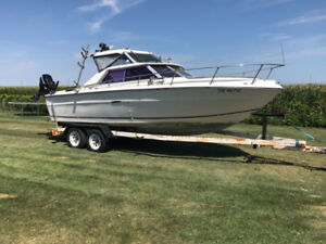 1979 Sea Ray boat for sale with trailer