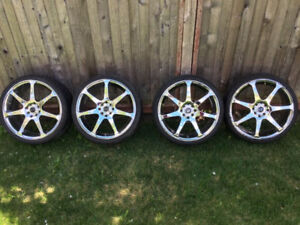 Rims for Sale( need new tires)