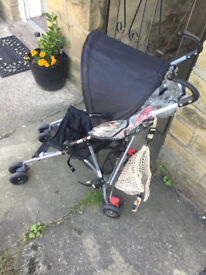 Toddler Pram / Buggy