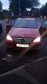Merecedes-Benz c220d 78,000 miles 1 prev owner
