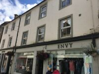 2 bedroom/2 bath flat in Newmarket Street Ayr KA7 1LL