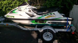 2003 Kawasaki Ultra 150 condition A1