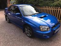Subaru Impreza 2.0 WRX turbo - 302BHP