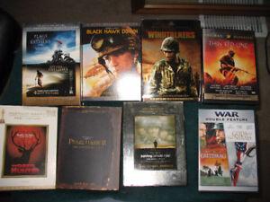 War Movies - DVD