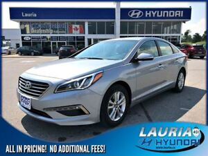 2015 Hyundai Sonata GLS Auto - Rear view camera / Bluetooth