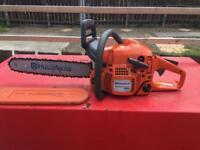 husqvarna chainsaw 435 xtorq