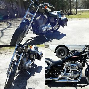 2006 harley davidson sportster 883, great condition