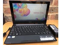Acer Aspire One D255 10.1 inch 160Gb hard drive Netbook Windows 10 Office