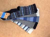 Next Socks Size 4-6.5 Brand New With Tags