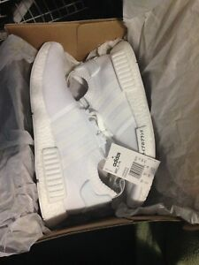 Size 10 Nmd Japan white