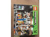 Lego mine craft 21118 The Mine