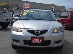 2007 Mazda Mazda3 I,L 2.0L Sedan { ETEST&CERTIFIED } R.H AUTO