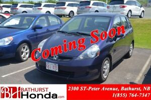 "2008 Honda Fit LX 60/40 Split-folding Rear ""Magic Seat""! A/C! CD"