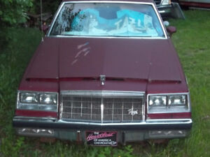 for sale 1984 buick regal