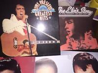 Elvis Presley's Greatest Hits LP's