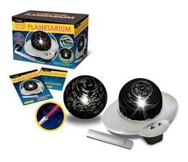 Planetarium - National Geographic Double Globe