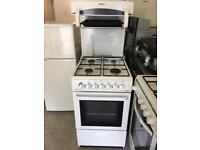 Beko Eye Level Grill Gas Cooker Fully Working Order VGC £75 Sittingbourne