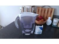 BRITA Elemaris Water Filter Jug with Cartridge
