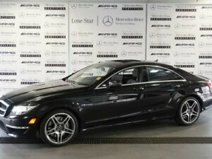 2012 Mercedes-Benz CLS-Class Base