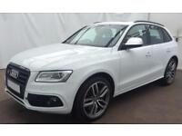 Audi SQ5 FROM £140 PER WEEK!