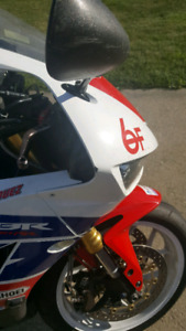 2013 Honda cbr 600 OEM FAIRINGS