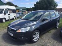 2010 Ford Focus 1.6TDCi 110 ( DPF ) Style diesel manual