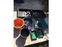 Green house trays job lot