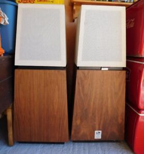 RARE Vintage LINCOLN WALSH OHM F Model A LoudSpeakers!