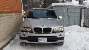 2003 BMW X5 4.4 SUV, Crossover