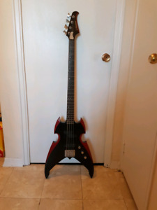 Selling Paul Stanley Apocalypse bass