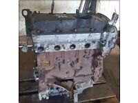 FORD TRANSIT MK7 T260 2.2 FWD DIESEL 2008 BARE ENGINE 86BHP 116K MILEAGE GENUINE