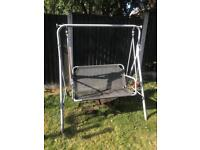Outdoor / outside / garden swinging chair / bench / hammock