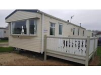 Abi colorado deluxe 2007 model located Beachcomber holiday park Cleethorpes