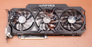 R9 290X Windforce for sale