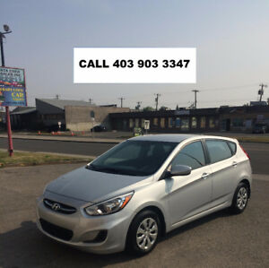 2015 HYUNDAI ACCENT HATCHBACK
