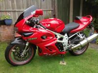 Suzuki tl 1000 excellent condition all round