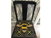 Quaint Bee Chair. Immaculate Condition.