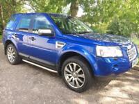 58 REG Land Rover Freelander 2.2 TD4 S (NEW SHAPE TURBO DIESEL)eg discovery vitara shogun xtrail crv