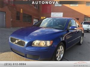 ***2007 VOLVO S40***AUTO/CUIR/TOIT OUVRANT/514-812-8505