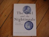 Middle English - The Owl and the Nightingale Text and Translation EXCELLENT CONDITION
