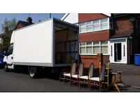 HOUSE REMOVALS IN LEICESTER - MAN & VAN, VAN HIRE, UNBEATABLE PRICES GUARANTEED* EXCELLENT SERVICE *