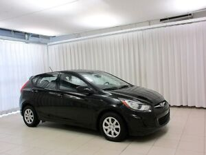 2014 Hyundai Accent WOW! WHAT MORE DO YOU NEED!? 5DR HATCH w/ HE